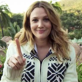 Watch the Video: Drew Barrymore's Ultimate Tip for Wearing Eyeliner
