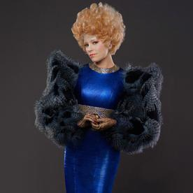 The Hunger Games Tumblr Capitol Couture Debuts Spring Issue Starring Effie Trinket