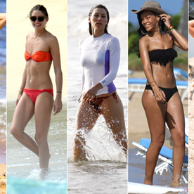 Have You Made Your Swimsuit A-List Yet?