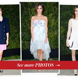 Inside the Party: Chanel's Chic NRDC Dinner With Rachel Bilson, Emily Mortimer, and More