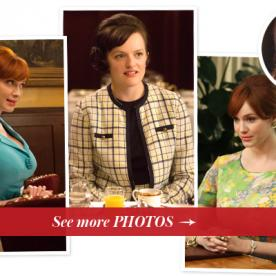 Costume Designer Insider: The Scoop on Mad Men's Season 6, Episode 10 Looks