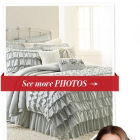 Lauren Conrad Unveils First Bedding Collection for Kohl's