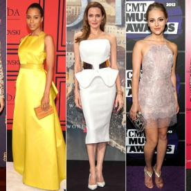 Pick Your Five Favorite Outifts Of the Week!