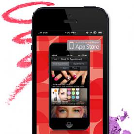 App to Download: Bring the Salon to Your Home With Byoutik