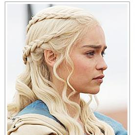Game of Thrones: See Ferocious Braids Inspired by Daenerys Targaryen