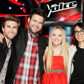 Poll: Who Do You Want to Win Season 4 of The Voice?