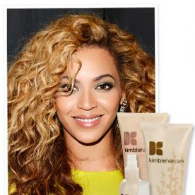 Get Beyoncé's Voluminous Curls With Her Hairstylist Kim Kimble's New Hair Line