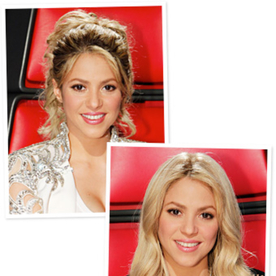 Shakira's Hairstylist on The Voice Finale: There May Be a New Color Change
