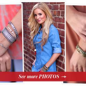 Exclusive Preview! Emily Maynard's New Jewelry Line for Towne & Reese