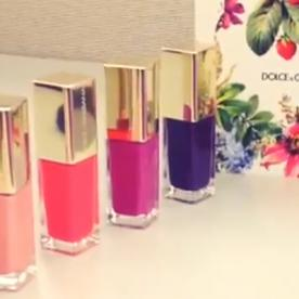 InStyle's Instagram Video: Which Dolce & Gabbana Nail Polish Color Is Your Fave?