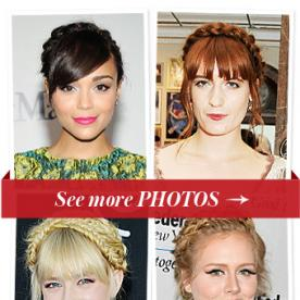 Summer Hair Trend: The Braided Headband