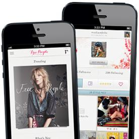 Download This! Share and Shop Free People Outfits With Their New Mobile App