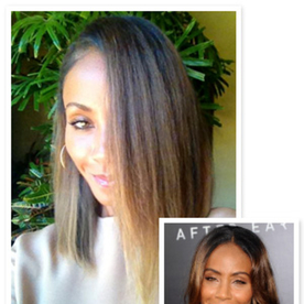 Jada Pinkett Smith Cut Her Hair! Check Out Her Angular Crop