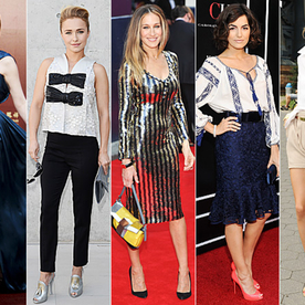 Pick Your Favorite Outfit of the Week with Our A-List Tool