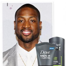 Find Out How Dwyane Wade Keeps His Complexion In Check Off the Court