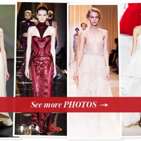 Couture Fashion Week: The Prettiest Designs, Straight from Paris