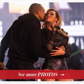 Beyonce and Jay-Z's Best On-Stage Moments: See the Photos