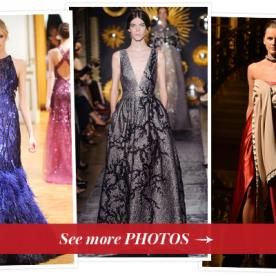 36 Beautiful Gowns from Couture Fashion Week