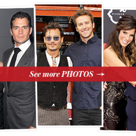 Summer's Biggest Movie Premiere Moments: See the Photos