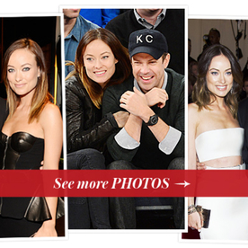How Cute Are Olivia Wilde and Jason Sudeikis? See the Photos