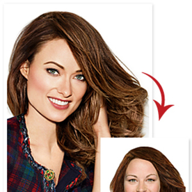 See Yourself in Olivia Wilde's Cover Hairstyle!