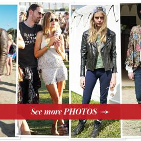 Summer Music Festival Fashion -- From Coachella to Pitchfork