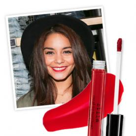 Found It! Vanessa Hudgens Bright Red Lipstick