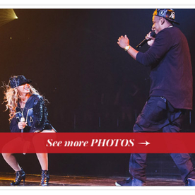 Beyonce and Jay Z Share the Stage Again! See Their Best Moments