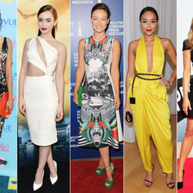 Pick Your Favorite Looks of the Week With Our A-List Tool