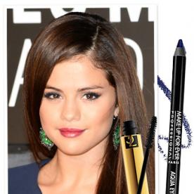 How to Get Selena Gomez's Navy Cat Eye from the VMAs