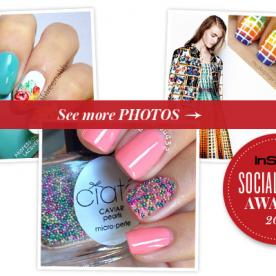 Why You Need to Know the Social Media Awards' Most Inspiring Manicure Nominees