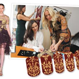 Marchesa Brings The Runway to Your Fingertips With Their Nail Line For Revlon