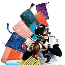 Cute Clutches to Help You Meet the NFL's New Security Standards