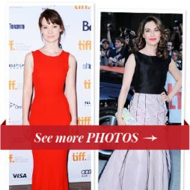 Opening Night at the Toronto Film Festival Was All About Dior!