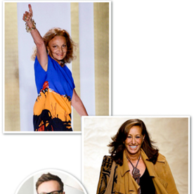 From the Front Row: InStyle's Ariel Foxman's Take on Day 5 of #NYFW