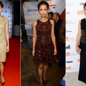 One to Watch on the Red Carpet: 'Belle' Star Gugu Mbatha-Raw (With Styling by Neil Rodgers)