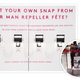 Man Repeller's Book Launch Party Favors? Actual (Paper) Instagram Photos