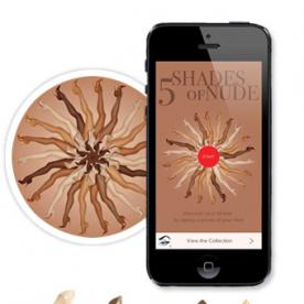 Download This! Christian Louboutin App Picks the Right Nude for You