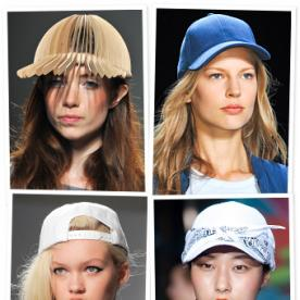 New York Fashion Week Trend: Baseball Caps