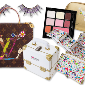 Art and Beauty Collide: You've Got To See Takashi Murakami's Pretty Makeup Collection