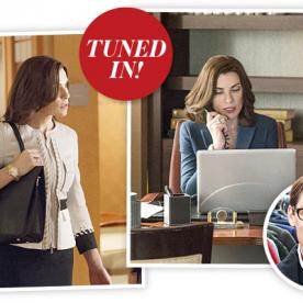 The Good Wife Returns for Season Five: What You Can Expect Alicia Florrick to Wear