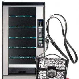 New Trend Alert: Fashion and Beauty Vending Machines—The Latest Is a Designer Handbag Machine