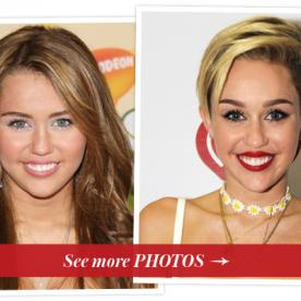 Miley Cyrus' Album Bangerz is Out Today! See Her TransformationMiley Cyrus' Album Bangerz is Out Today! See Her Transformation