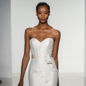 Amsale fall 2014 wedding dresses instyle amsale fall 2014 bridal junglespirit Image collections
