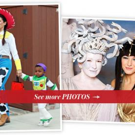 10 of the Best Celebrity Halloween Costumes of All Time