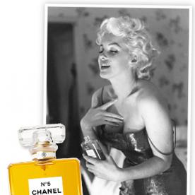 The Next Face For Chanel No. 5? Hint, She Was Born In 1926…