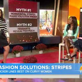 As Seen On The Today Show: Plus-Size Fashion Myths — Debunked!