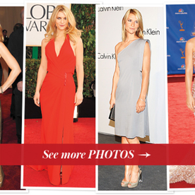 Homeland Star Claire Danes's 10 Best Red Carpet Looks Ever