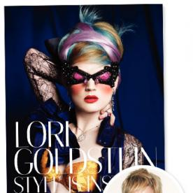 When Fashion Becomes Art: Lori Goldstein's Style Is Instinct Out Today