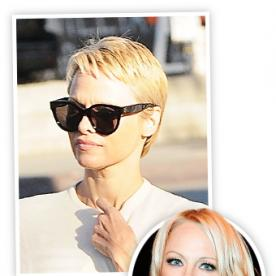 Pamela Anderson, Is That You? The Star Reveals Her Edgy Pixie Cut